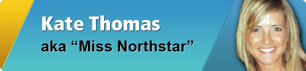 Kate Thomas Snow Report TV host