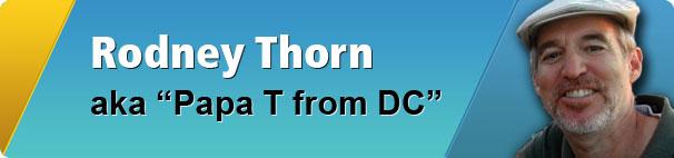 Rodney Thorn Snow Report TV host