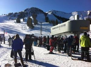 Mammoth Mountain Opening Day 2011