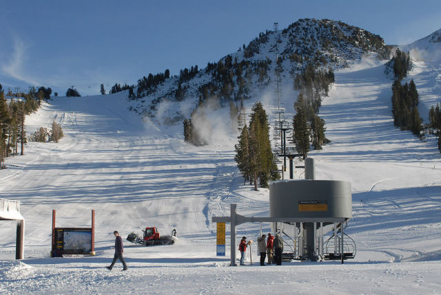 Mammoth Prepares for Opening Day 2011