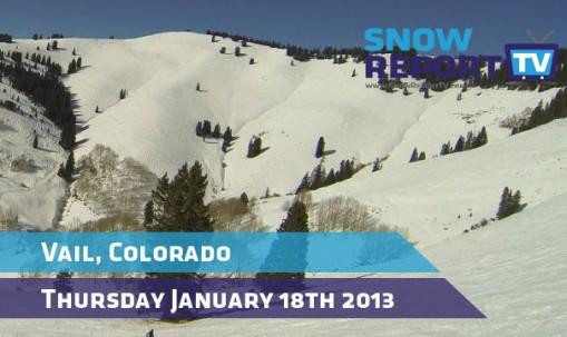 Vail-Snow-Report-18-Jan-2013