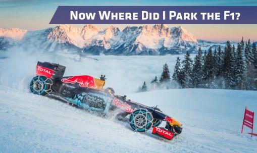 F1 on snow