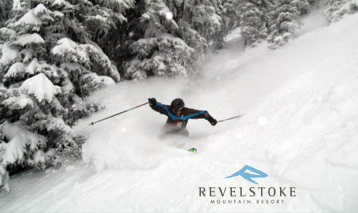 Revelstoke Powder Turns