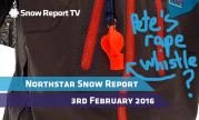 Lake Tahoe Snow Report - 3rd February 2016