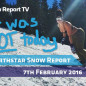 Northstar Snow Report - 7th February 2016